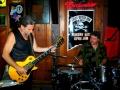 Justin Jordan and Steve Holley at The Notch